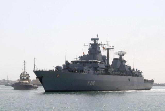 MS Meckelnburg-Vorpommern, Foto: Bundeswehr